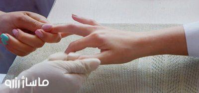 فواید ماساژ انگشتان دست